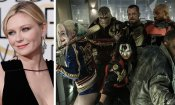 "Kirsten Dunst scherza sulla ""vera"" Suicide Squad"