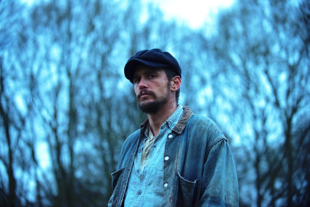 In Dubious Battle: James Franco in una scena del film