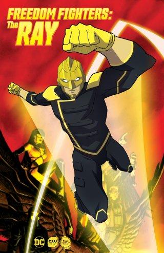 Freedom Fighters: The Ray - La locandina della serie