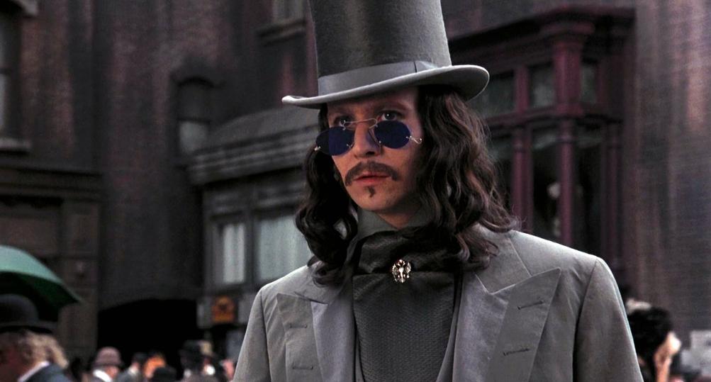 Gary Oldman in Dracula di Coppola