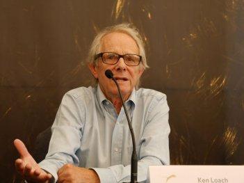 Ken Loach in conferenza a Locarno 2016