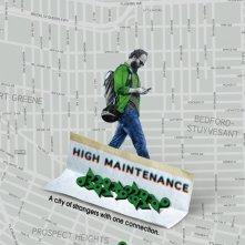 High Maintenance: la locandina della serie