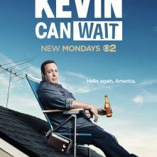 Kevin Can Wait: la locandina della serie