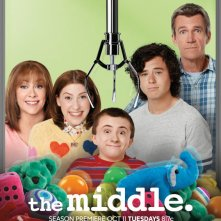 The Middle: un manifesto per l'ottava stagione della serie