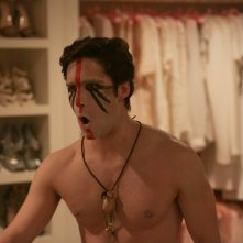 Scream Queens: Diego Boneta in un'immagine di The Final Girl(s)