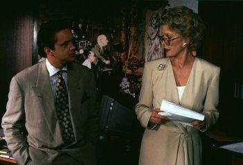 I protagonisti: Tim Robbins e Dina Merrill in una scena del film