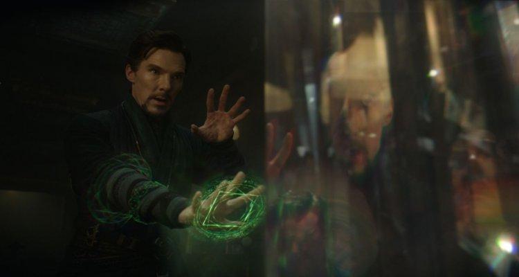 Doctor Strange: tante nuove foto del film Marvel
