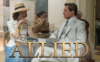 Allied - Un'ombra nascosta - Spot italiano