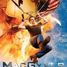 MacGyver: la locandina del remake della serie