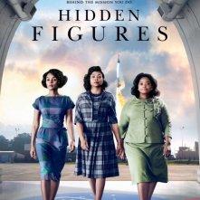 Locandina di Hidden Figures