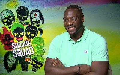 "Suicide Squad, Adewale Akinnuoye-Agbaje: ""Per Killer Croc ho studiato i rettili"""
