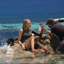 Paradise Beach - Dentro l'incubo: Blake Lively e Jaume Collet-Serra sul set del film