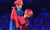 Tokyo 2020, che show con Super Mario e Holly e Benji!