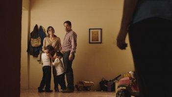 The Untamed: Jesús Meza e Ruth Ramos in una scena del film