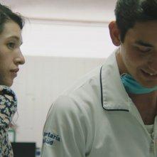 The Untamed: Simone Bucio e Edén Villavicencio in una scena del film