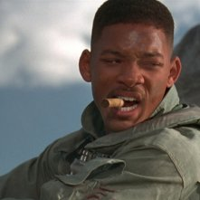 Will Smith in una scena di Independence Day