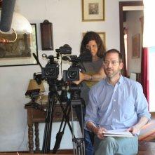 American Anarchist: il regista Charlie Siskel sul set del suo documentario