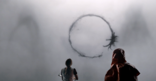 Arrival: una suggestiva immagine del film