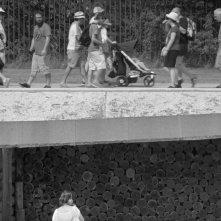 Austerlitz: un'immagine del documentario
