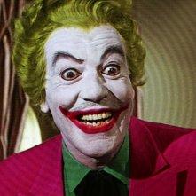 Cesar Romero nei panni di Joker nel Batman del 1966