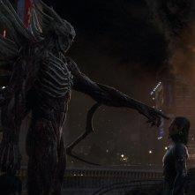 Gantz:O - un'inquadratura del film