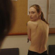 Never Ever: Julia Roy in un momento del film