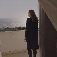 Never Ever: Julia Roy in una scena del film
