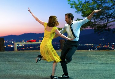 La La Land: Emma Stone e Ryan Gosling insieme nella prima immagine del film
