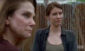 The Walking Dead: Deanna conforta Maggie in una scena inedita