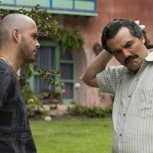 Narcos: Wagner Moura in una foto del terzo episodio della stagione 2