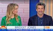 Bridget Jones: gaffe piccante per Patrick Dempsey alla tv australiana
