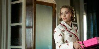 Planetarium: Lily-Rose Depp in un momento del film