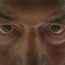 REM: un'immagine molto ravvicinata di un volto