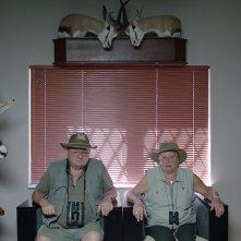 Safari: un'immagine tratta dal documentario di Ulrich Seidl