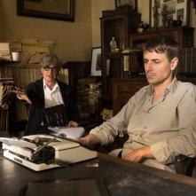 The Beautiful Days of Aranjuez: Wim Wenders e Jens Harzer sul set del film