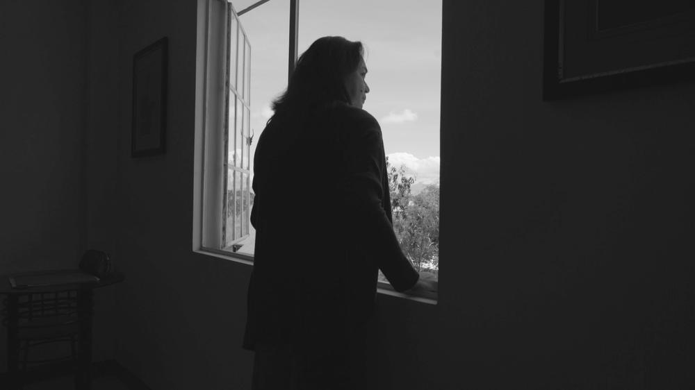 The Woman Who Left: una scena del film