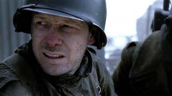 Band of Brothers:  Donnie Wahlberg nel ruolo di C. Carwood Lipton