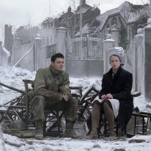 Band of Brothers:  Shane Taylor in una scena dell'episodio Bastogne