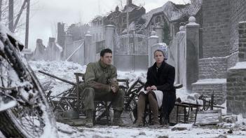 Band of Brothers:  Shane Taylor in una scena dell'episodio Bastogne