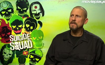Suicide Squad: video intervista a David Ayer