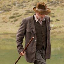 Abel - Il figlio del vento: Jean Reno in una scena del film