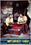 Locandina di Davy Crockett e i pirati del fiume