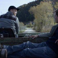 Die Einsiedler: un'immagine del film