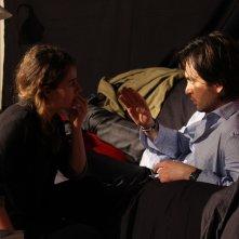 Il vincente: Luca Magri e Nina Torresi in una scena del film