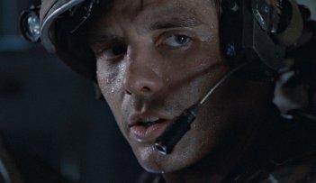 Aliens - Scontro finale: Michael Biehn in un momento del film