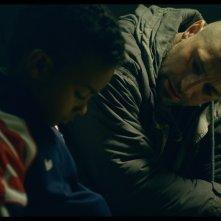 São Jorge: Nuno Lopes in un momento del film