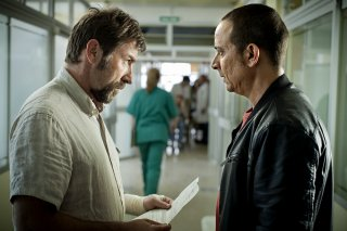 The Fury of a Patient Man: Luis Callejo e Antonio de la Torre in un momento del film