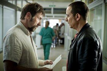 The Fury of a Patient Man: Luis Callejo e Antonio de la Torre in un momento del film