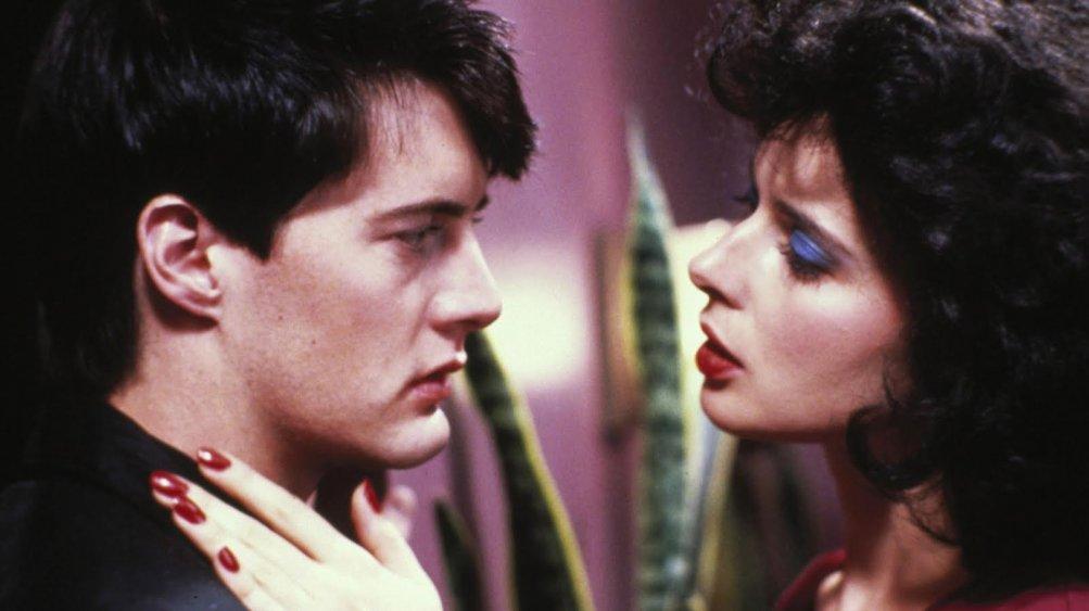 Velluto blu: il duetto tra Isabella Rossellini e Kyle MacLachlan