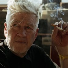 David Lynch: The Art Life, un primo piano di Lynch tratto dal documentario